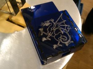 Case for AVR dragon - 2011-02-22