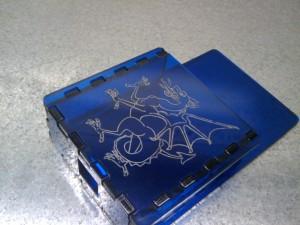Case for AVR Dragon 2011-10-22